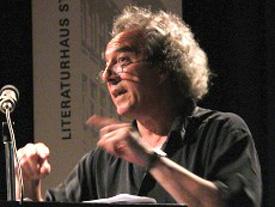 Heinz Schlaffer, Reinhard Steiner: Über die Schönheit der Nützlichkeit des Elfenbeinturms <br/>(c) Heiner Wittmann