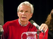 Ulf Stolterfoht, Oswald Egger, Ursula Krechel, Hans Thill: Romantik heute <br/>(c) Heiner Wittmann
