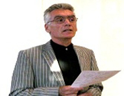 Hans Christoph Buch, Philippe Roger: Der transatlantische Dialog,                                                             Montag, 11.07.05               /                   20.00              Uhr                               <br/>(c) Heiner Wittmann