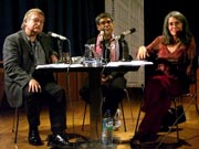 Sandra Hoffmann, Mahesh Dattani: Akshar <br/>(c) Heiner Wittmann
