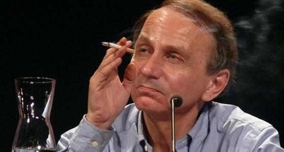 Michel Houellebecq: Karte und Gebiet, Donnerstag, 07.04.11               /                   20.00              Uhr <br/>(c) Heiner Wittmann