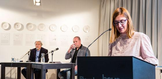 Vladimir Sorokin: Literatur als Botschafter: Frisch erschienen! <br/>(c) die arge lola