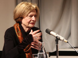 Antonia Grunenberg, Marieluise Beck: Hannah Arendt und die Pflicht zum Ungehorsam <br/>(c) Heiner Wittmann
