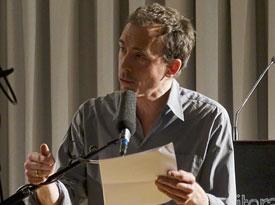 Ulrike Draesner, John von Düffel: Faust I #Goethe #Science #Sex <br/>(c) Heiner Wittmann