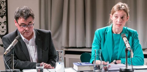 Gunilla Eschenbach, Helmuth Mojem: Gefährliche Liebschaft,                                                             Donnerstag, 04.02.16               /                   20.00              Uhr                               <br/>(c) Sebastian Wenzel