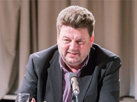 Wolfgang Kaleck: Mit Recht gegen die Macht <br/>(c) Sebastian Wenzel