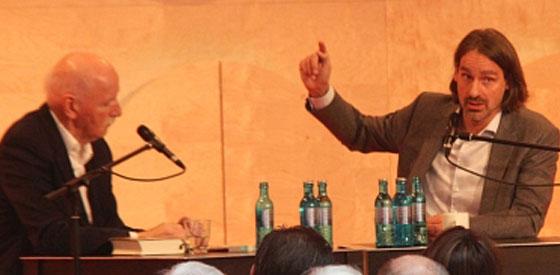 Richard David Precht: Erkenne die Welt,                                                               Sonntag, 13.12.15               /                   12.00              Uhr                               <br/>(c) Heiner Wittmann