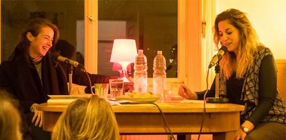 Kat Kaufmann: Superposition, Mittwoch, 14.10.15               /                   20.00              Uhr <br/>(c) Sebastian Wenzel