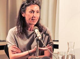 Shermin Langhoff, Görgün Taner: Die Türkei und ihre Künstler: Vielfalt in Kunst und Kultur <br/>(c) Sebastian Becker