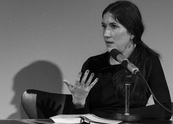 Antonia Baum, Ralf Brönt, Anke Stelling: Who cares? Schreibende zwischen Kreativität und Elternschaft <br/>(c) Simon Adolphi