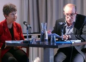 Beatrice von Matt: Mein Name ist Frisch <br/>(c) Heiner Wittmann