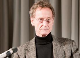 Tilman Krause, Bernhard Schlink: Wir sind, was wir gelesen haben,                                                               Montag, 17.01.11               /                   20.00              Uhr                               <br/>(c) Lukas Stark
