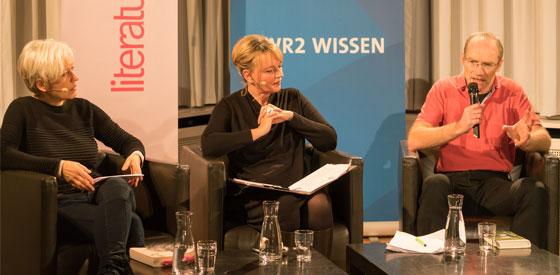 "John von Düffel, Ulrike Draesner: Theodor Fontane ""Effi Briest"" <br/>(c) Sebastian Wenzel"