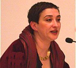 Zehra Çirak: Leibesübungen,                                                               Montag, 01.10.01               /                   20.00              Uhr                               <br/>(c) Heiner Wittmann