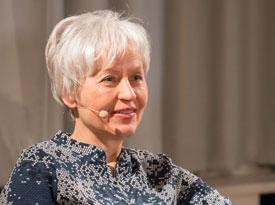 """Ulrike Draesner, John von Düffel: Friedrich Dürrenmatt """"Der Besuch der alten Dame"""" <br/>(c) Sebastian Wenzel"""