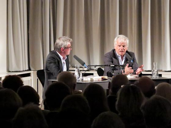 Peter Bieri: Eine Art zu leben: Über die Vielfalt menschlicher Würde,                                                               Dienstag, 15.10.13               /                   20.00              Uhr                               <br/>(c) Sebastian Becker