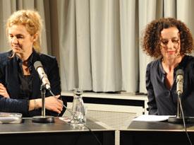 Delphine de Vigan: Das Lächeln meiner Mutter,                                                               Montag, 11.03.13               /                   20.00              Uhr                               <br/>(c) Kristina Popov