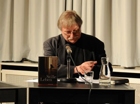 Volker Demuth: Stille Leben,                                                               Montag, 25.02.13               /                   20.00              Uhr                               <br/>(c) Kristina Popov
