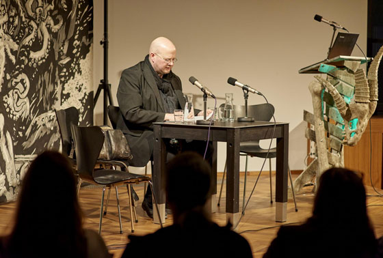 Christian von Aster, Gérard Nesper, Marcel Durer: H.P. Lovecraft, Samstag, 20.10.18               /                   19.00              Uhr <br/>(c) Ronny Schönebaum
