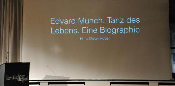 Hans Dieter Huber, Beat Wyss: Edvard Munch: Tanz des Lebens <br/>(c) Kristina Popov