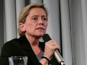 Annette Kulenkampff, Susanne Eisenmann, Horst Thomé, Philipp Haußmann: Die Zukunft der Geisteswissenschaften in Stuttgart <br/>(c) Heiner Wittmann