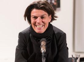 Carolin Emcke: Gegen den Hass, Mittwoch, 09.11.16               /                   20.00              Uhr <br/>(c) Sebastian Wenzel