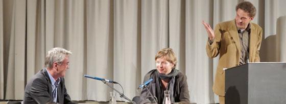 Jenny Erpenbeck: Aller Tage Abend <br/>(c) Sebastian Becker