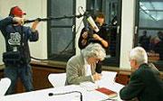 Péter Esterházy: Harmonia Cælestis, Mittwoch, 07.11.01               /                   20.00              Uhr <br/>(c) Heiner Wittmann