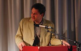 Friederike Roth: Abendlandnovelle <br/>(c) Lukas Stark