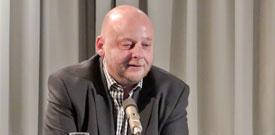 Thomas Hettche, Denis Scheck, Sandra Richter: Geld, Geist und Gespenster <br/>(c) Sebastian Becker