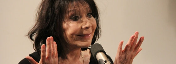 Juliette Gréco: So bin ich eben <br/>(c) Heiner Wittmann
