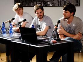Polynoid, Claudia Kern, Constantin Schnell, Christian von Aster: HALO <br/>(c) Ronny Schönebaum
