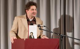 Rüdiger Safranski: Schopenhauer und die wilden Jahre der Philosophie <br/>(c) Lukas Stark