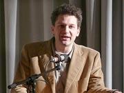 Heinrich Steinfest: Wiedersehen im Fegefeuer,                                                             Mittwoch, 18.02.09               /                   20.00              Uhr                               <br/>(c) Heiner Wittmann