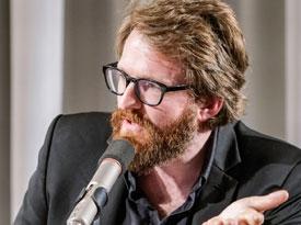 César Aira: Falsche Fährten, Sonntag, 25.09.16               /                   18.30              Uhr <br/>(c) Sebastian Wenzel