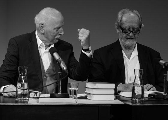 Felix Huby: Spiegeljahre <br/>(c) Simon Adolphi
