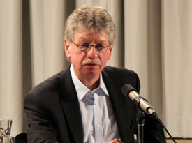 Reinhard Jirgl: Nichts von euch auf Erden,                                                               Donnerstag, 21.03.13               /                   20.00              Uhr                               <br/>(c) Heiner Wittmann