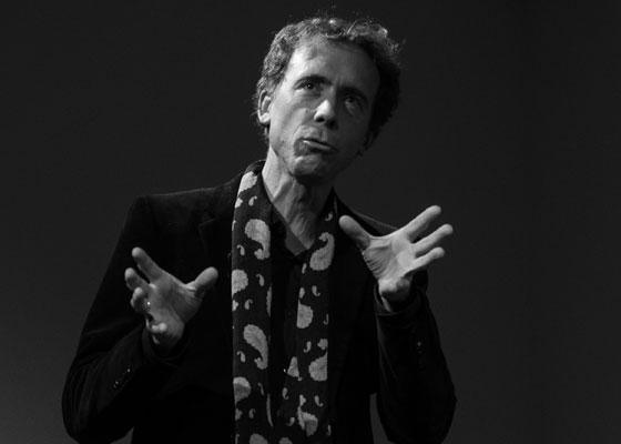 Timo Brunke, Heide Mende-Kurz: Küsst die Münder wach! <br/>(c) Simon Adolphi
