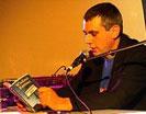 Wladimir Kaminer: Russendisko, Freitag, 18.01.02               /                   20.00              Uhr <br/>(c) Heiner Wittmann