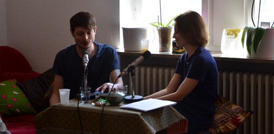 Kathrin Jira: Das Werkstattgespräch, Sonntag, 21.05.17               /                   12.30              Uhr <br/>(c) Sara Derfler