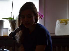 Kathrin Jira: Das Werkstattgespräch <br/>(c) Sara Derfler