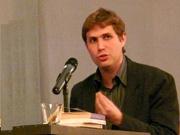 Daniel Kehlmann, Mark M. Anderson: W.G. Sebald - Zerstreute Reminiszenzen <br/>(c) Heiner Wittmann