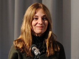 Julia Kissina: Frühling auf dem Mond <br/>(c) Kristina Popov