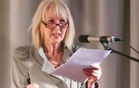 Birgitte Kronauer, Helene Grass: Rahel Levin Varnhagen <br/>(c) Heiner Wittmann