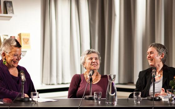 Ulla Lachauer, Veronika Zimmermann: Magdalenas Blau <br/>(c) Sebastian Becker