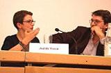 Judith Yacar, Johannes Willms, Jürgen Heilig, Jean-Yves Masson, Fritz Nies: Die langen Wege zwischen deutscher und französischer Literatur <br/>(c) Heiner Wittmann