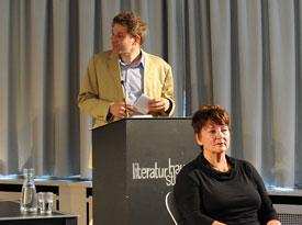 Michael Roes: Die Laute <br/>(c) Kristina Popov