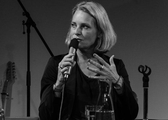 Miriam Meckel, Nina Verheyen, Lydia Daher, Daniel Schröteler: Wir hatten Großes vor / Leistungscheck <br/>(c) Simon Adolphi