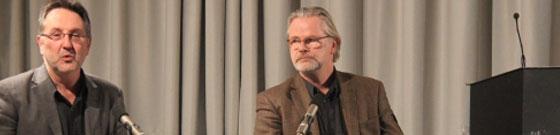 Rainer Moritz: Hermann Lenz – zum 100. Geburtstag, Dienstag, 26.02.13               /                   20.00              Uhr <br/>(c) Heiner Wittmann