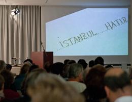 Mario Levi: Istanbul war ein Märchen, Freitag, 17.12.10               /                   20.00              Uhr <br/>(c) Lukas Stark